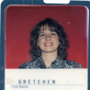 Company ID from my stint as a secretary.